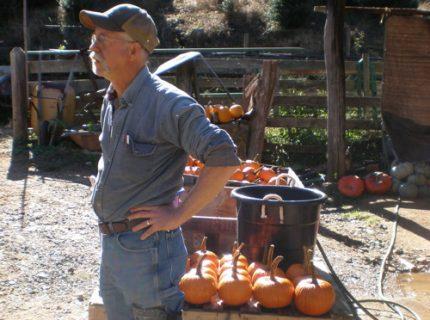 Anthony Cole of Jasperwood Farm