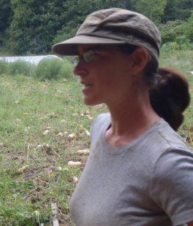 Nicole DelCogliano: Green Toe Ground photo
