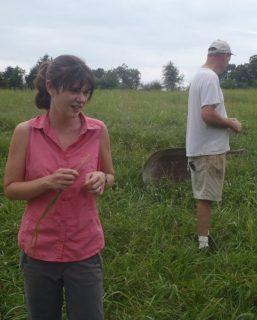 Randy and Megan Smith, Smith's Sweet Grass Farm photo